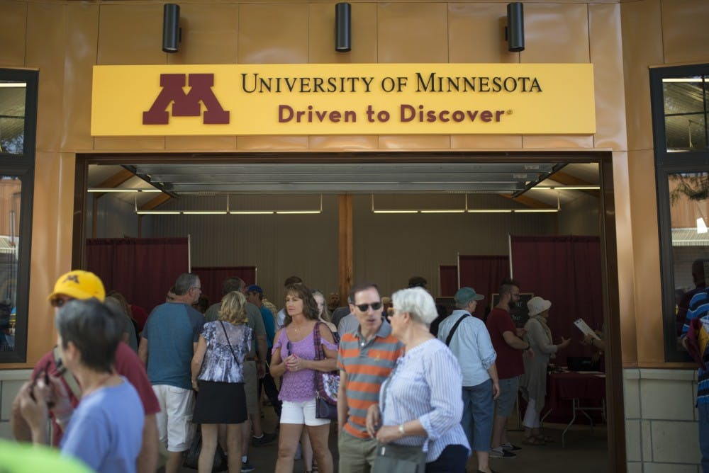 With Minnesota State Fair canceled, U research booth halted