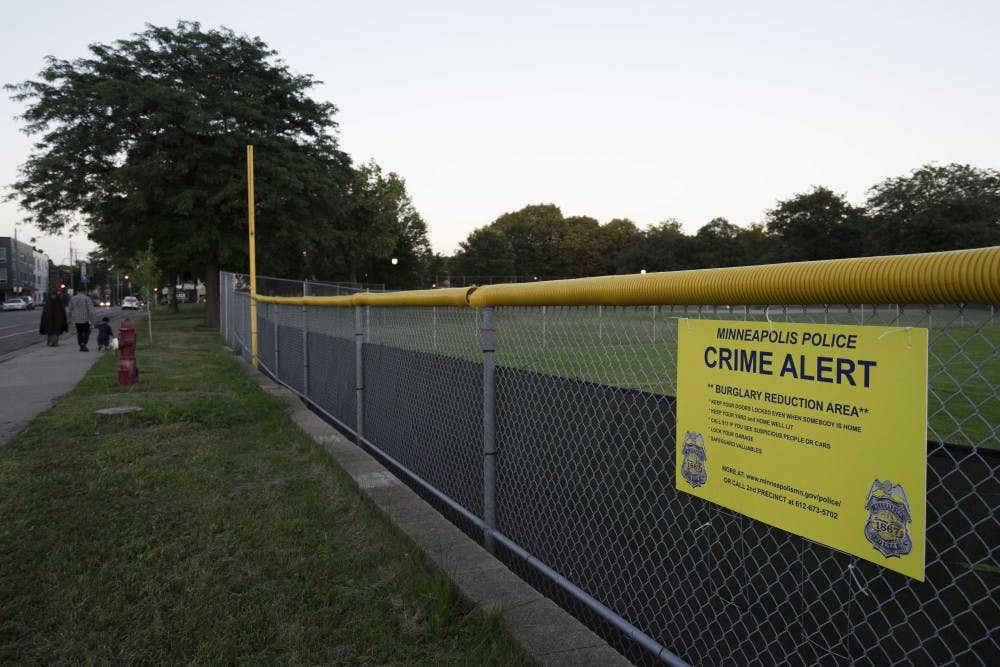Crime Alert signs aim to reduce high number of Como burglaries