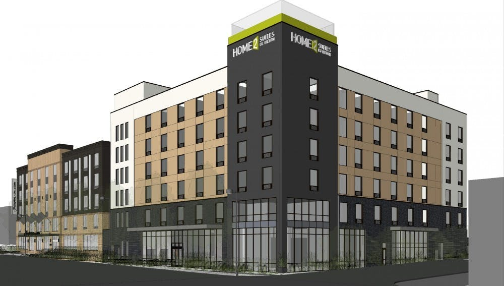 Extended-stay hotel proposed for Prospect Park