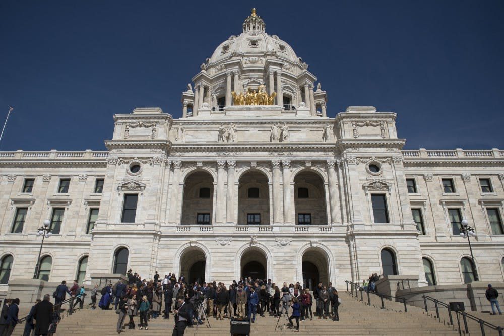 UMN receives half of budget ask from state legislature