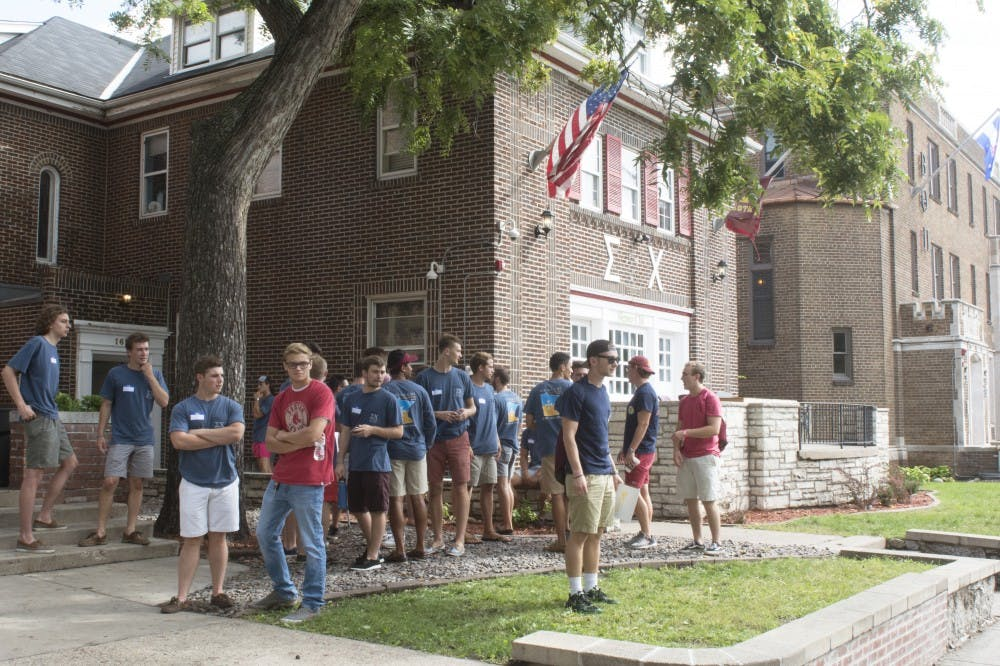 Column: We need frat members in the fight against sexual assault