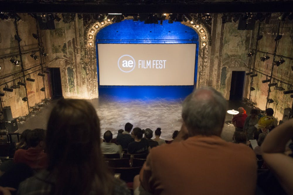 The Southern Theater's fringes of film-making