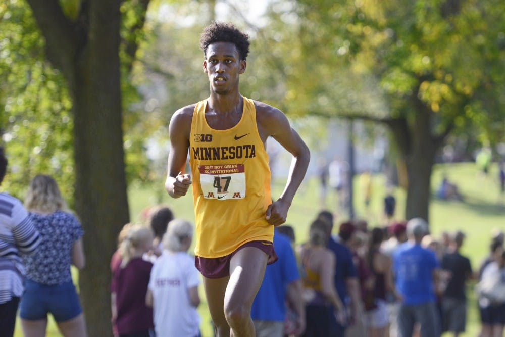 Gophers come in sixth at Big Ten Championships