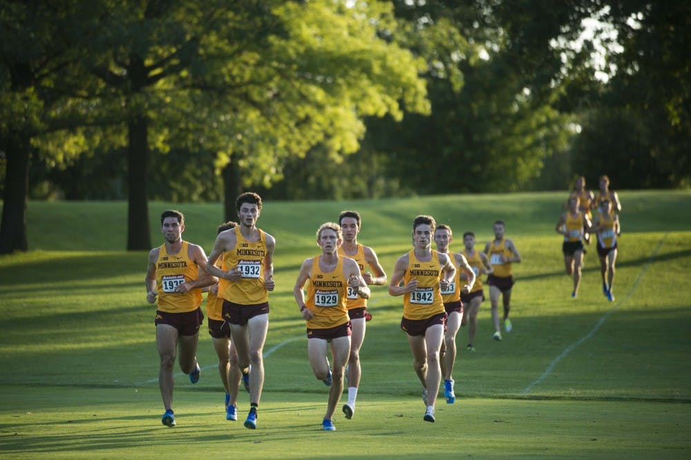 Despite success, Gophers cross country not satisfied with start to 2019 season