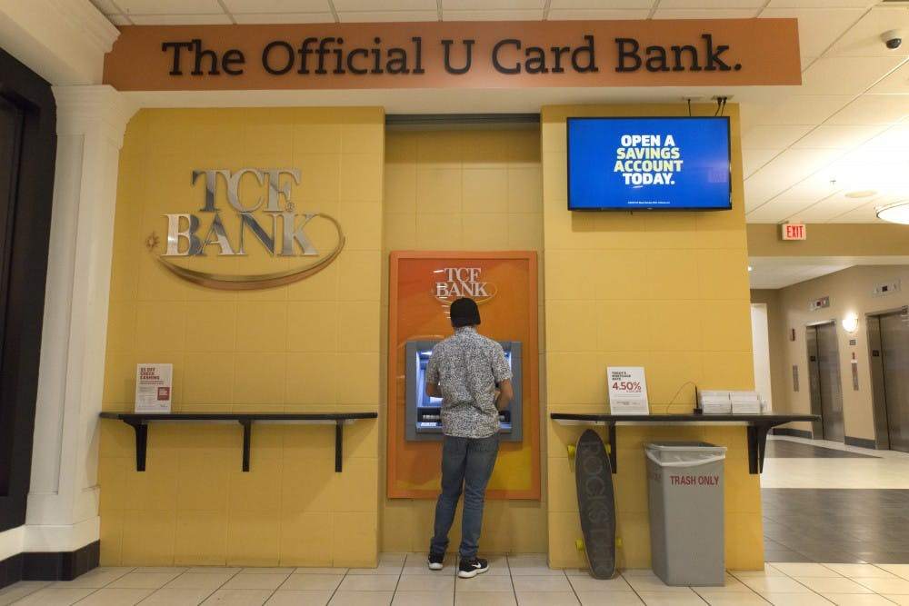 UMN students paid over $620,000 in TCF Bank card fees, report finds