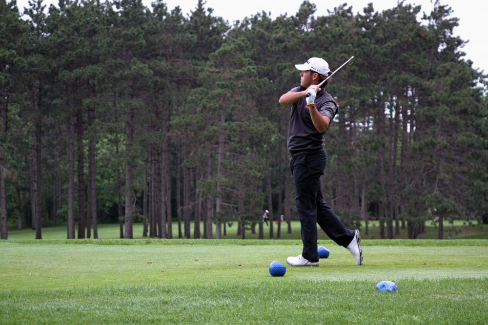 Incoming golf recruit Connor Glynn hopes to end senior year with a championship