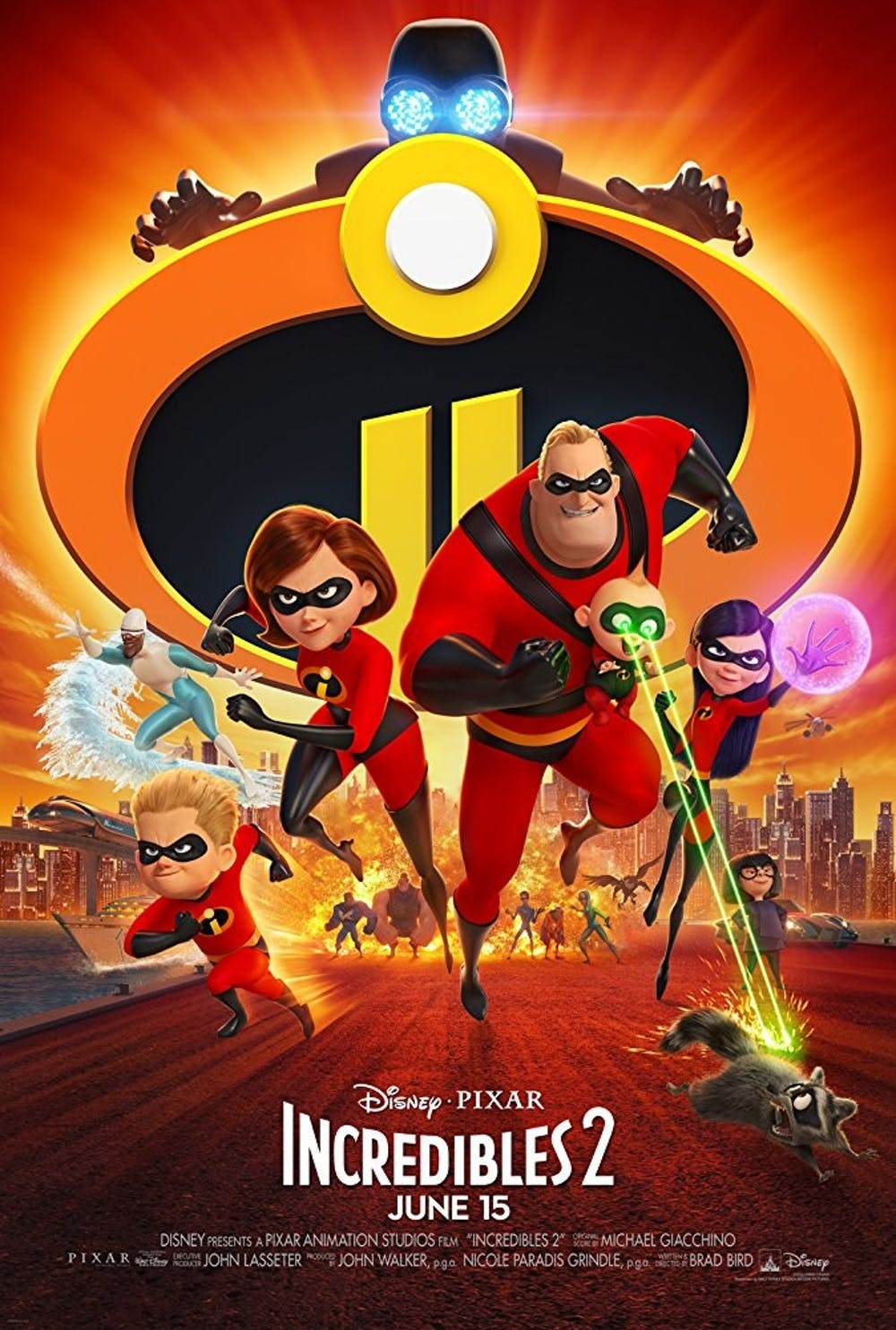 "Review: ""Incredibles 2"" manages to meet sky-high expectations"