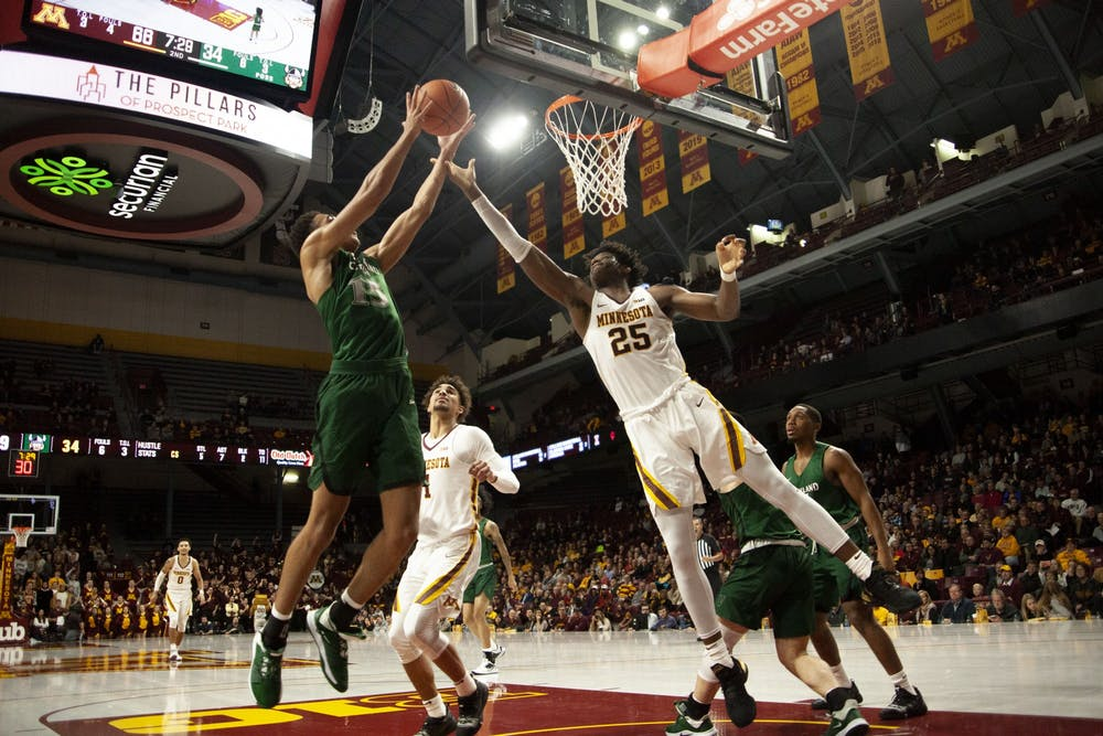 Gophers can't overcome slow start in 73-69 defeat at Utah