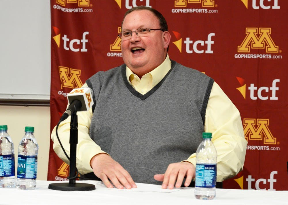 Gophers announce 2016 recruits