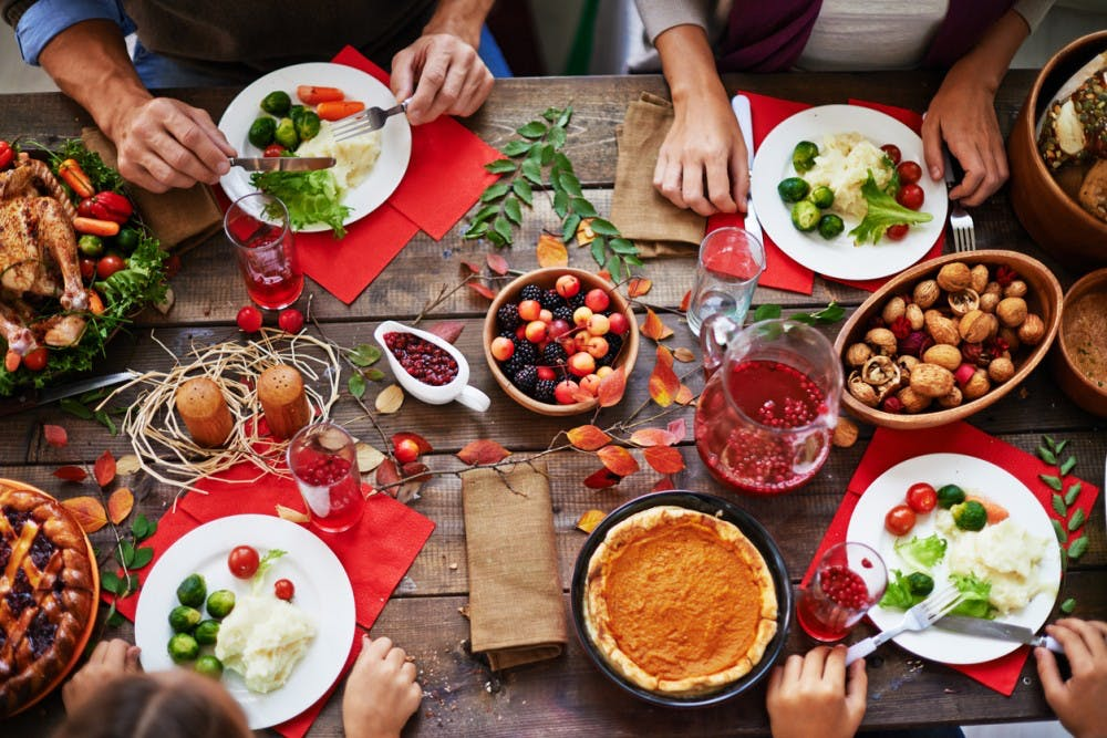 How to Ace Your Friendsgiving
