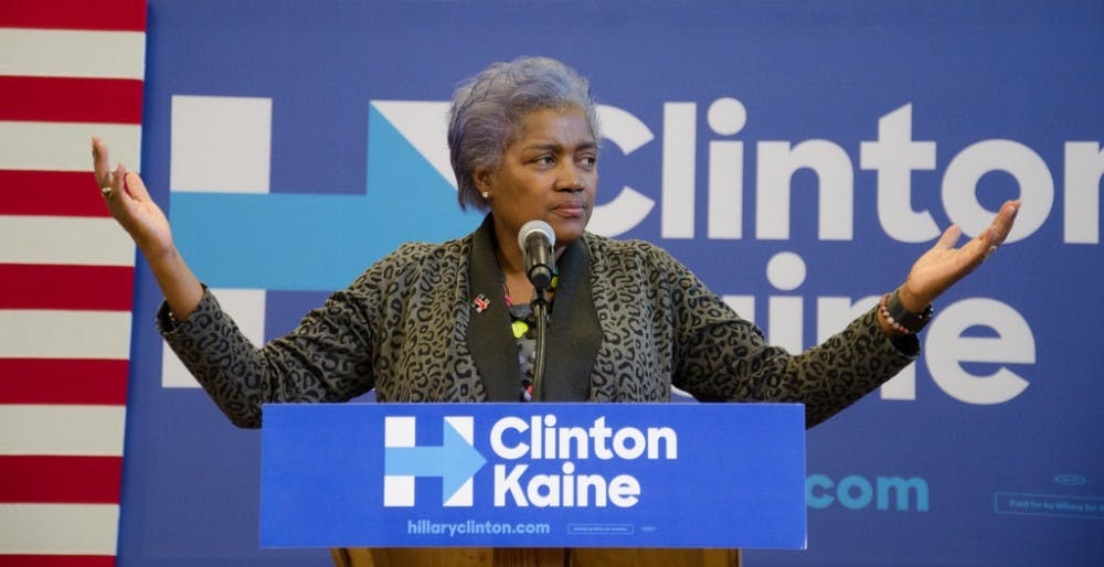Red Alert: Brazile Sounds the Alarm
