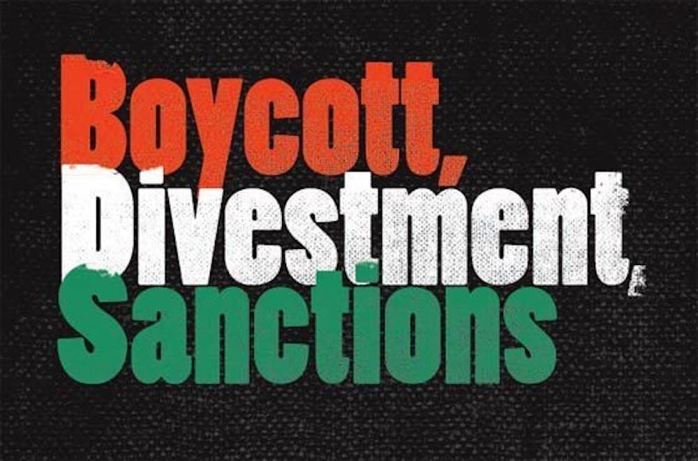 University Student Groups Renew Debate over BDS Movement