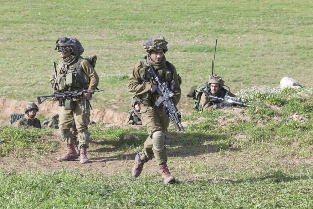 A Discussion with IDF Soldiers on Ethical Warfare