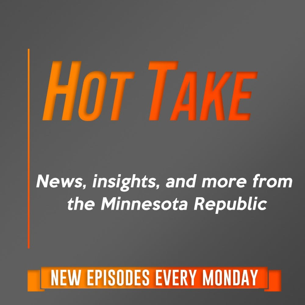 Hot Take logo