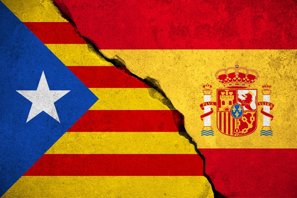 Catalonian Independence Movement Moves Forward