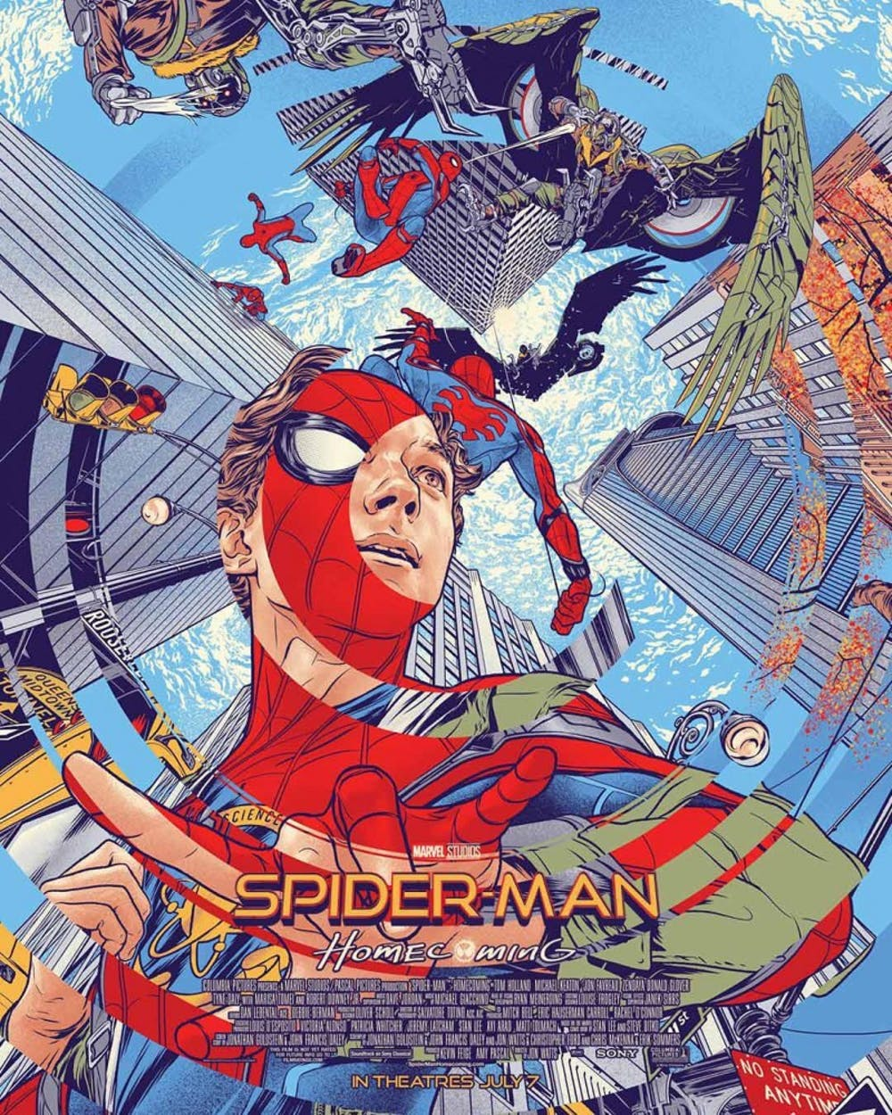 Film Review: 'Spider-Man: Homecoming' reinvents the web-slinger's movies, reboot a must-see