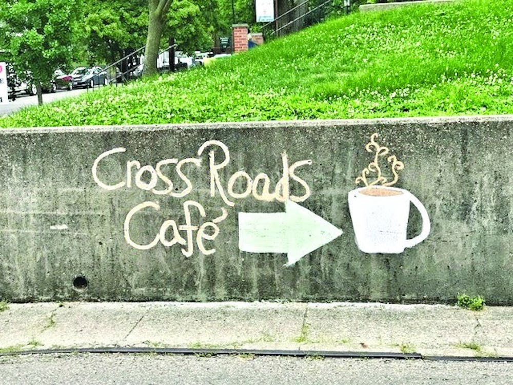 CrossRoads Café pays it forward through love and a cup of coffee