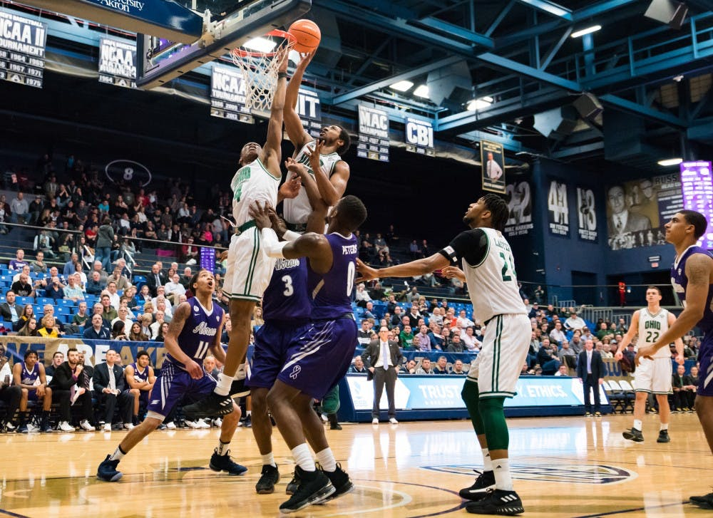 Men's Basketball: Three things worth noting from Ohio's 71-68 loss to Akron