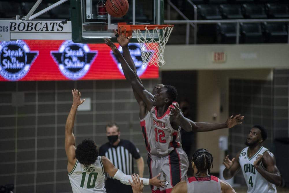 Men's Basketball: How to watch Ohio at Northern Illinois