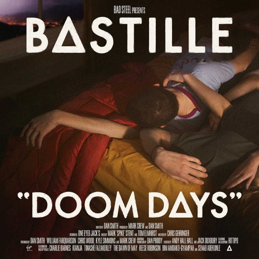 Album Review: Here are the 5 best songs from Bastille's satisfactory concept album 'Doom Days'