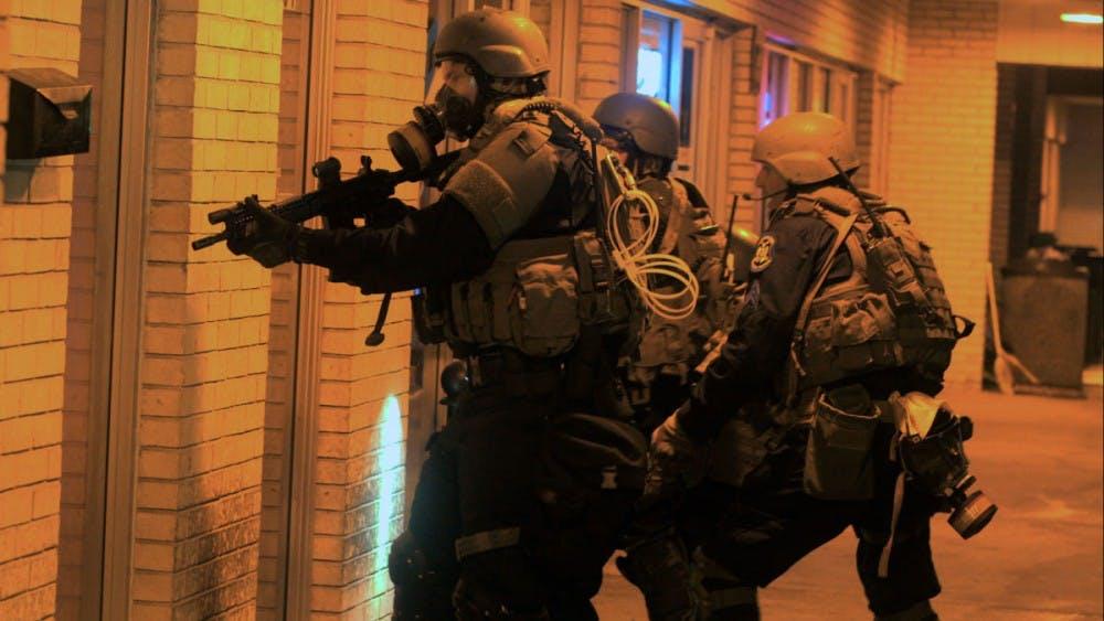 Athena to screen award-winning police documentary 'Do Not Resist'