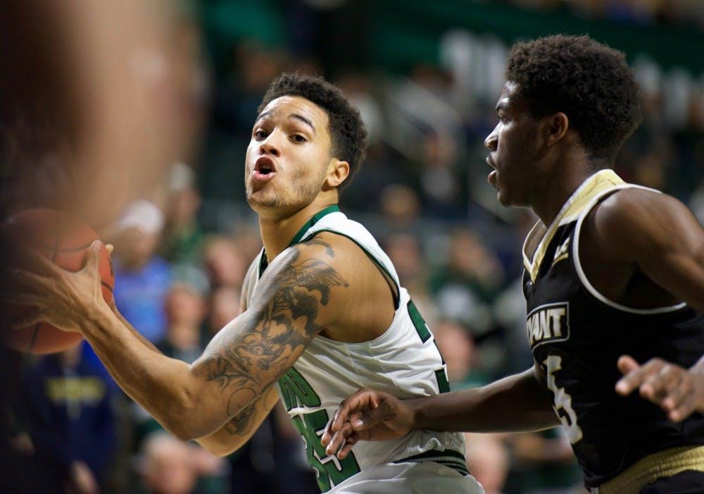 Men's Basketball: Star guard Jordan Dartis given 'OK' to play Saturday against Capital University