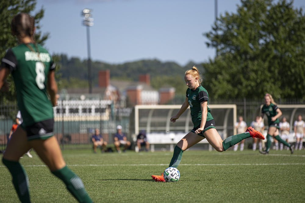 Soccer: Ohio gets back on track with commanding 3-1 win over Cleveland State