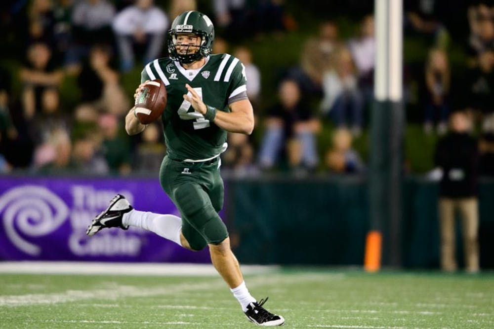 Football: Tyler Tettleton returns to Ohio as an assistant coach