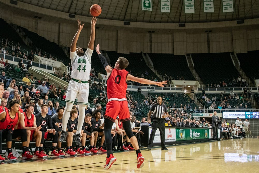 Men's Basketball: Numbers that mattered in Ohio's 90-51 win over Rio Grande