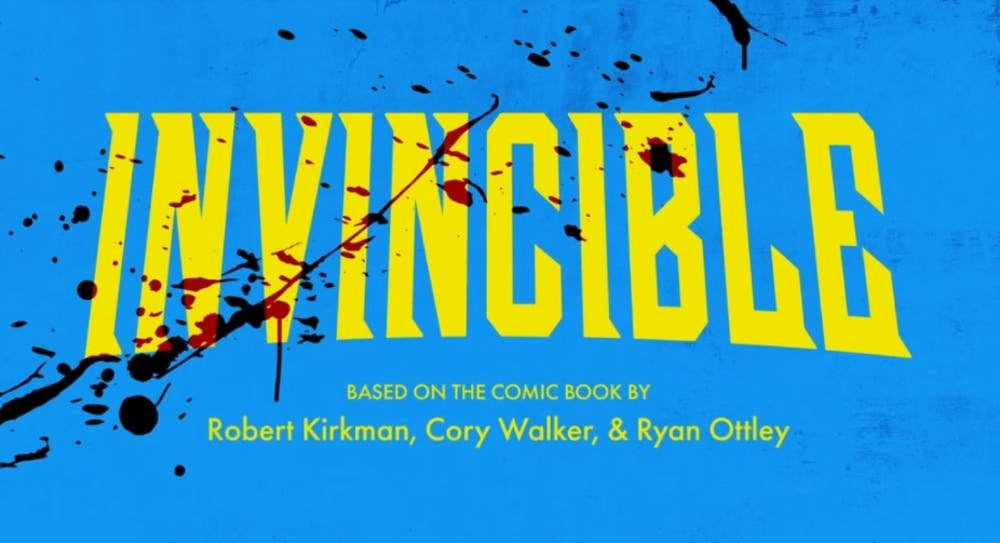 TV Review: Amazon's 'Invincible' is the best superhero series of the year