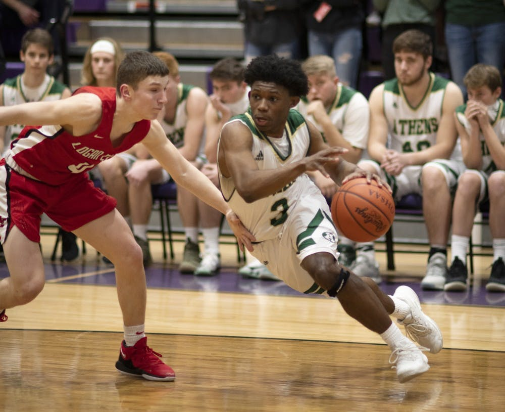 Athens Basketball: Clutch free throws and defense lead Athens to sectional championship