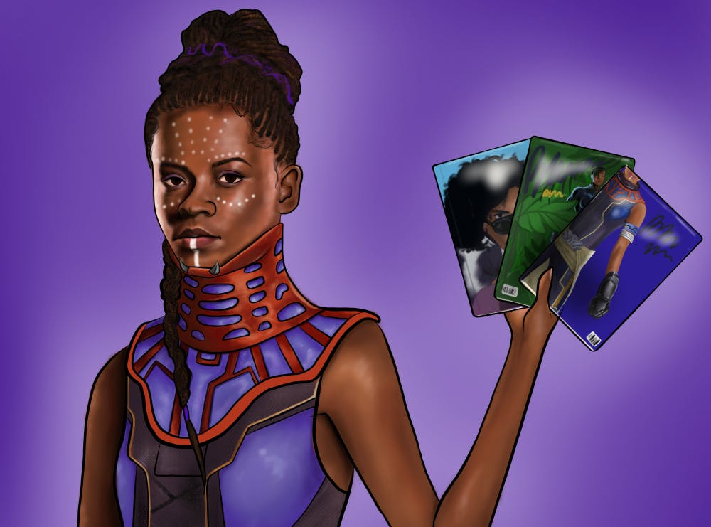 Shuri from 'Black Panther' is getting her own comic book