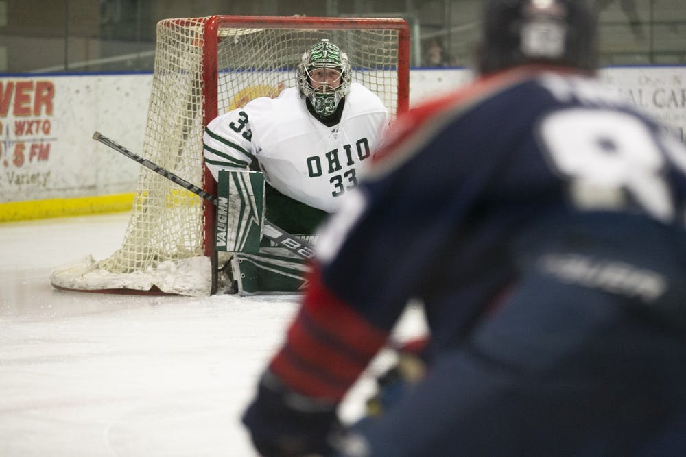 Hockey: Instant reactions to Ohio's 4-3 loss to Liberty