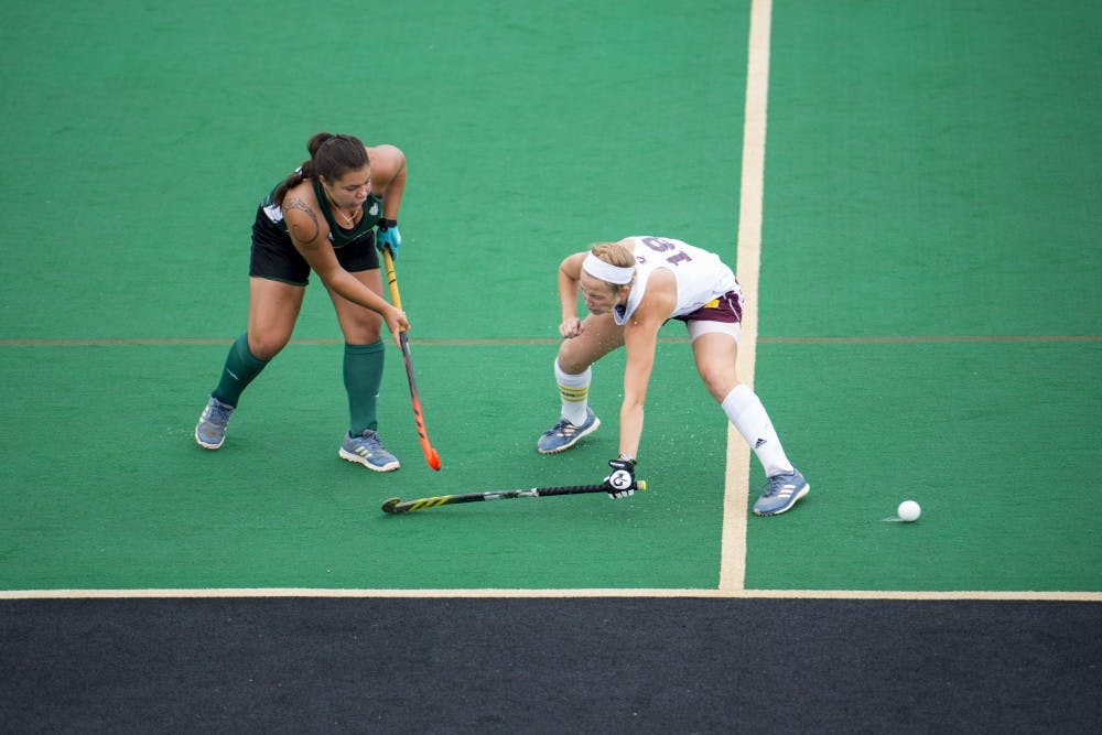 Field Hockey: Attack leads Ohio past Ball State into semifinals of MAC tourney