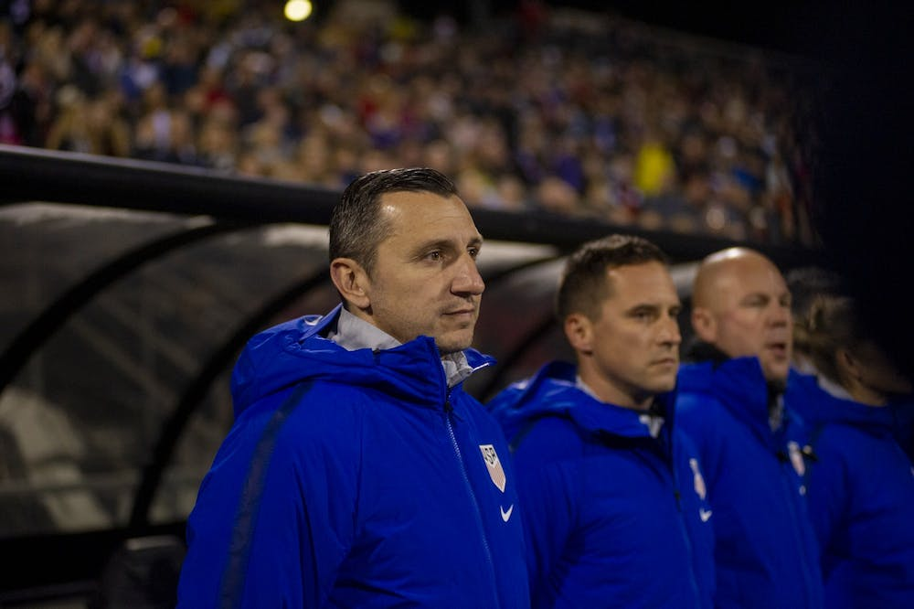 USWNT: Here's what fans can expect from new coach Vlatko Andonovski in the future