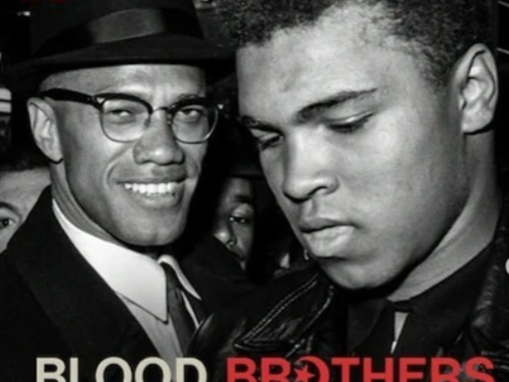 Netflix's Blood Brothers was released on Sept. 9, 2021 (Photo provided via @shaftheshaf)