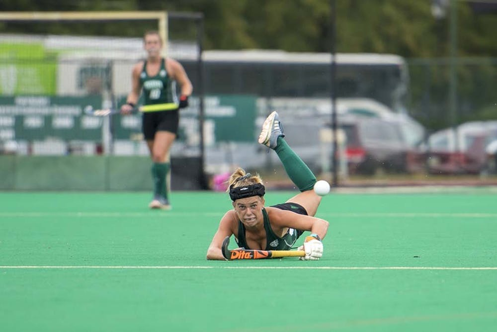 Field Hockey: With win Friday, Ohio likely top-four seed in MAC tournament