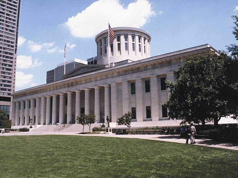 The Ohio Statehouse. (Photo via ohiostatehouse.org)