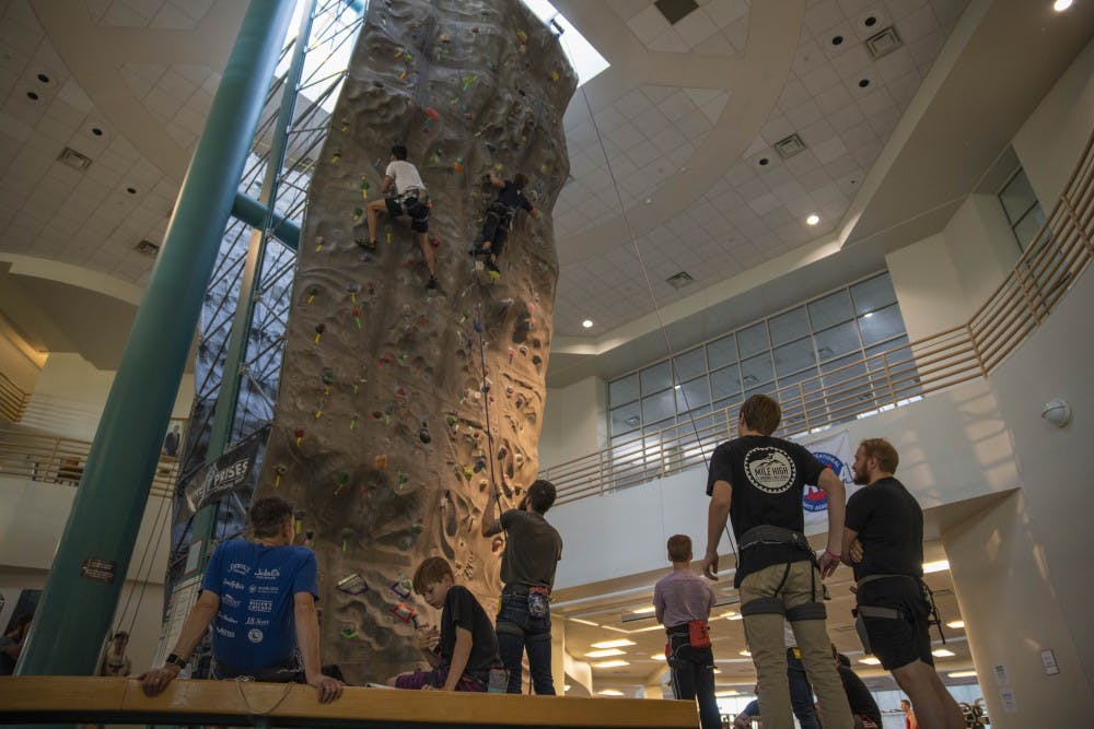 Athens offers many places to hike or rock climb