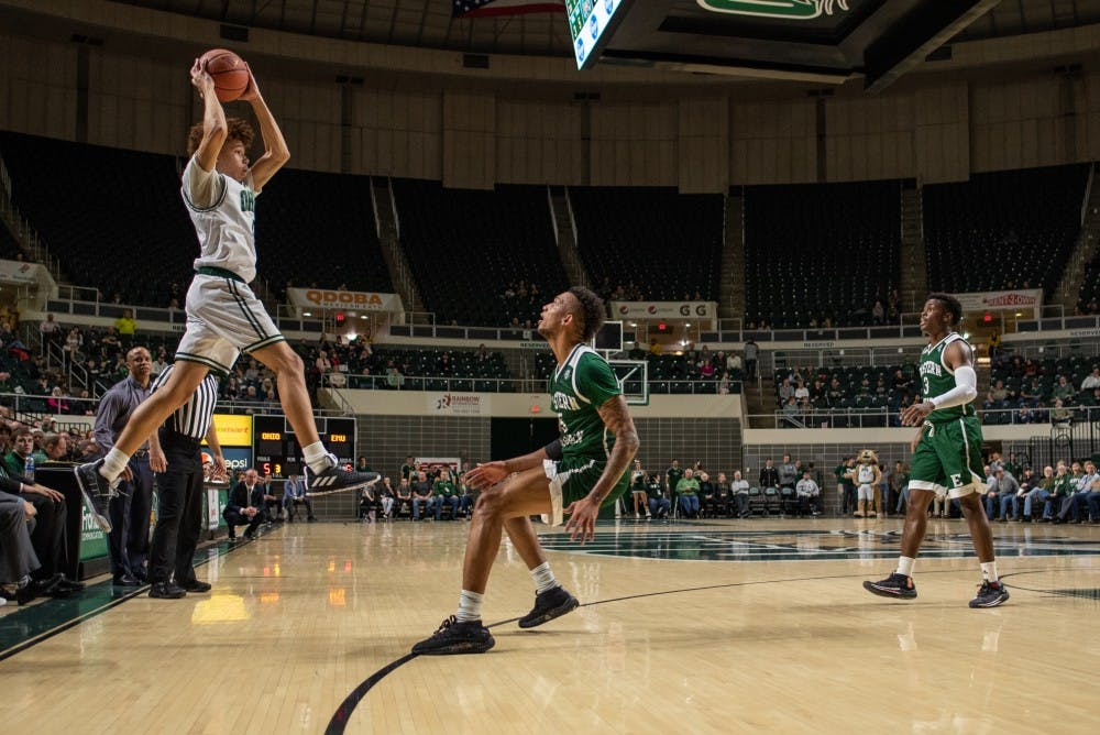 Men's Basketball: Eastern Michigan scouting report and how to watch