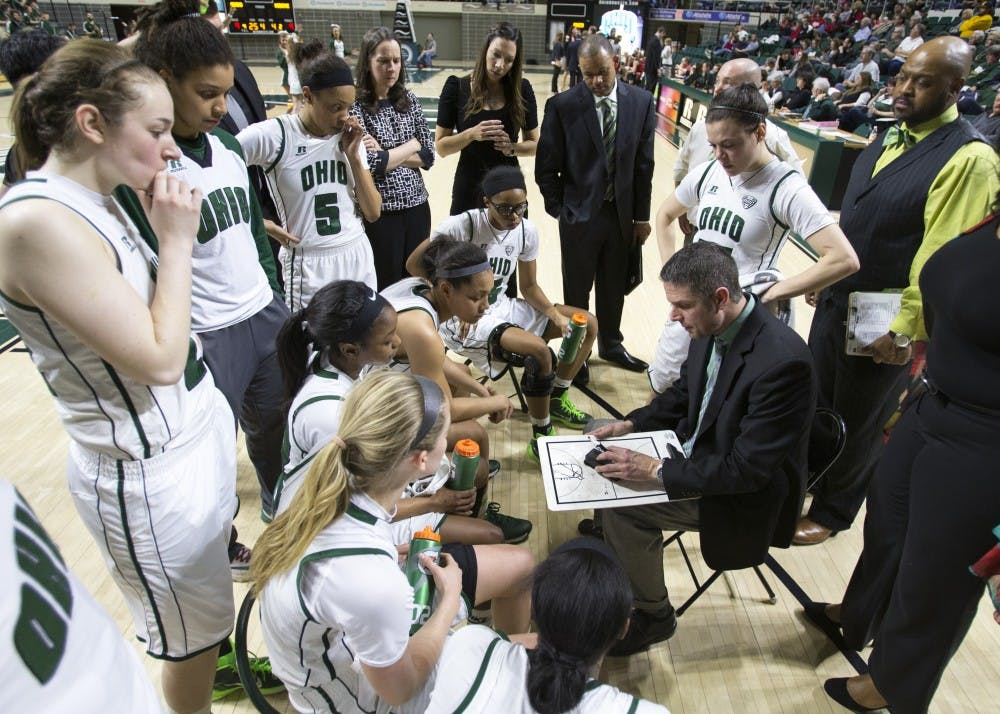 Women's Basketball: Ohio has three games to revive its offense