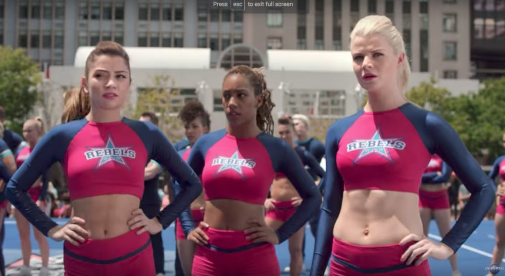 Film Review: In short ㅡ 'Bring It On: Worldwide #Cheersmack' is a joke
