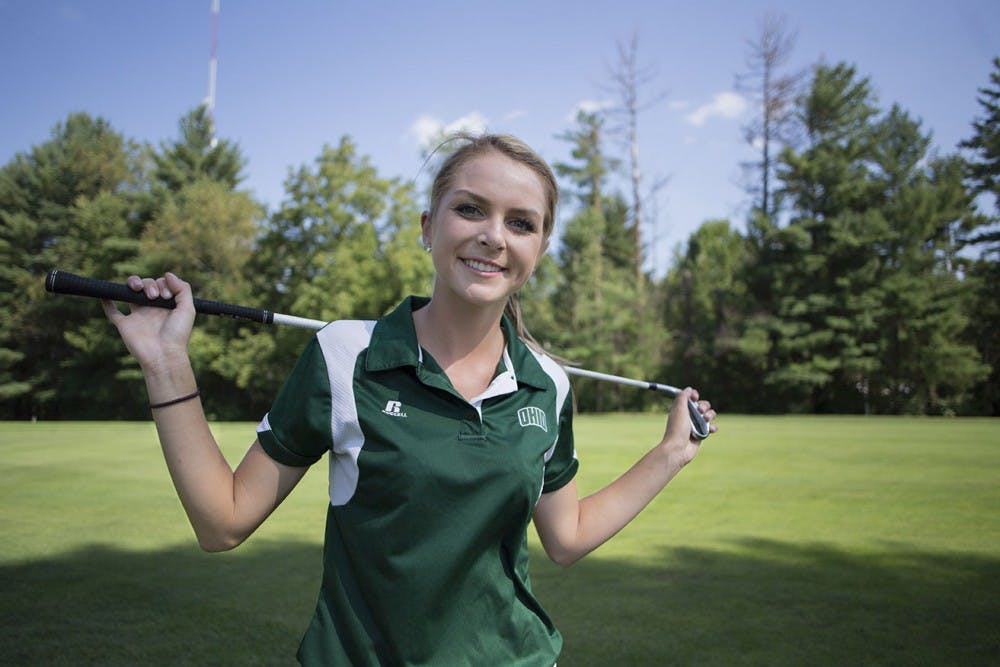 Women's golf: Ohio lands in eighth place again