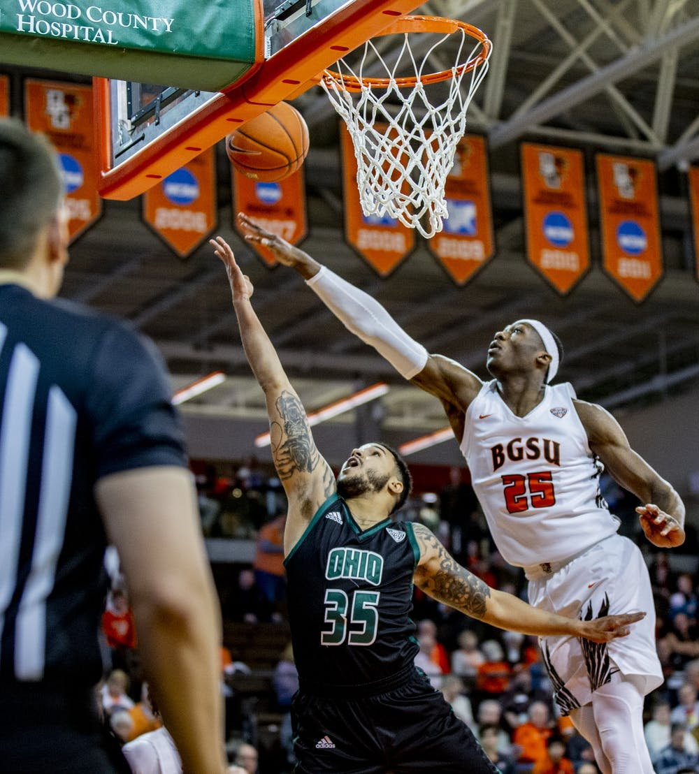 Men's Basketball: Ohio vs. Bowling Green rescheduled for Saturday