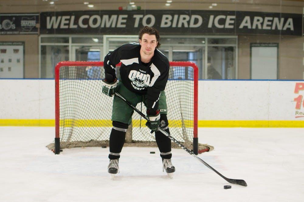Hockey: The return of Tom Pokorney