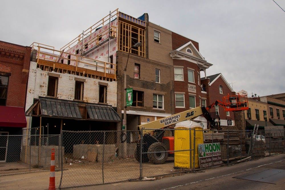 Two years after Union Street blaze, only one business left to open