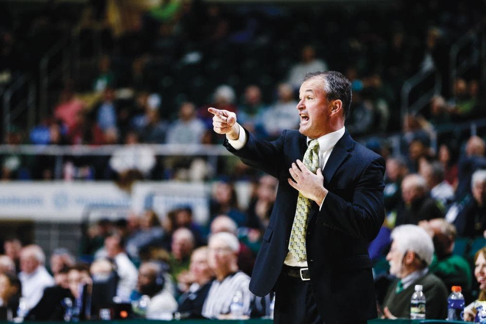 Men's Basketball: Bobcats hoping practice translates against Central Michigan