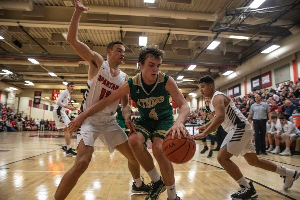 Athens Basketball: Different defenses has helped stifle opponents