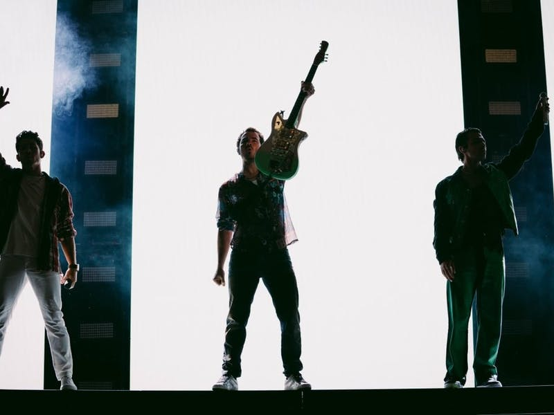 The fans seeing this tour will definitely remember it. (Photo provided by @jonasbrothers via Twitter).