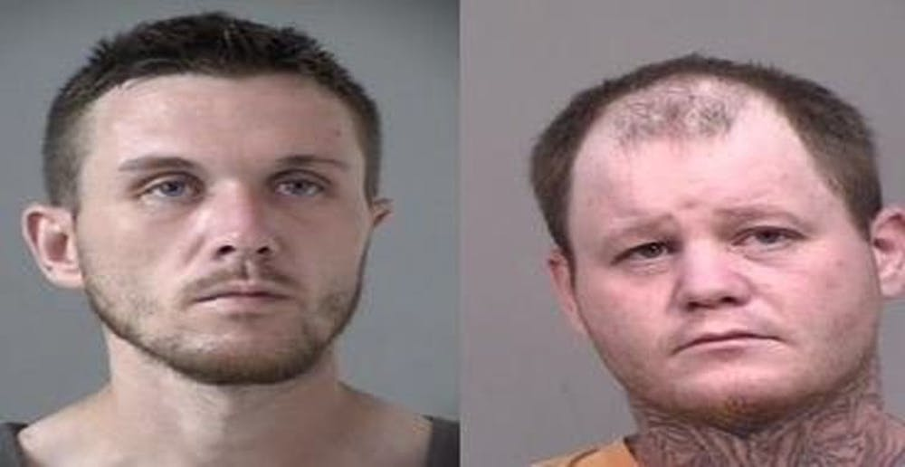 Police apprehend two inmates following Monday afternoon escape